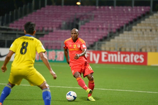 AFC Cup 2014: Pune FC go down to Tampines Rovers