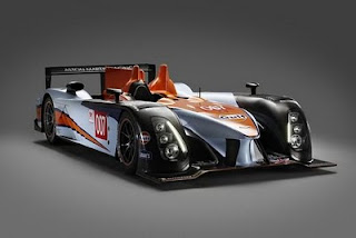 La Mans: The New Aston Martin LMP1