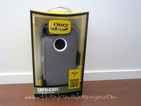 OtterBox iPhone 5 Defender case