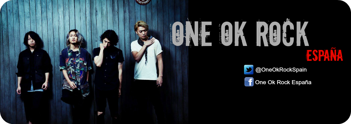 One Ok Rock España