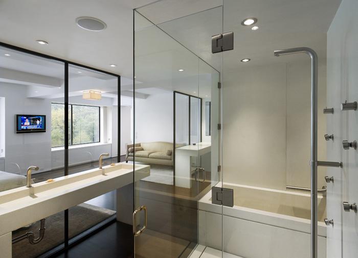 Casas minimalistas y modernas sanitarios modernos i for Sanitarios modernos