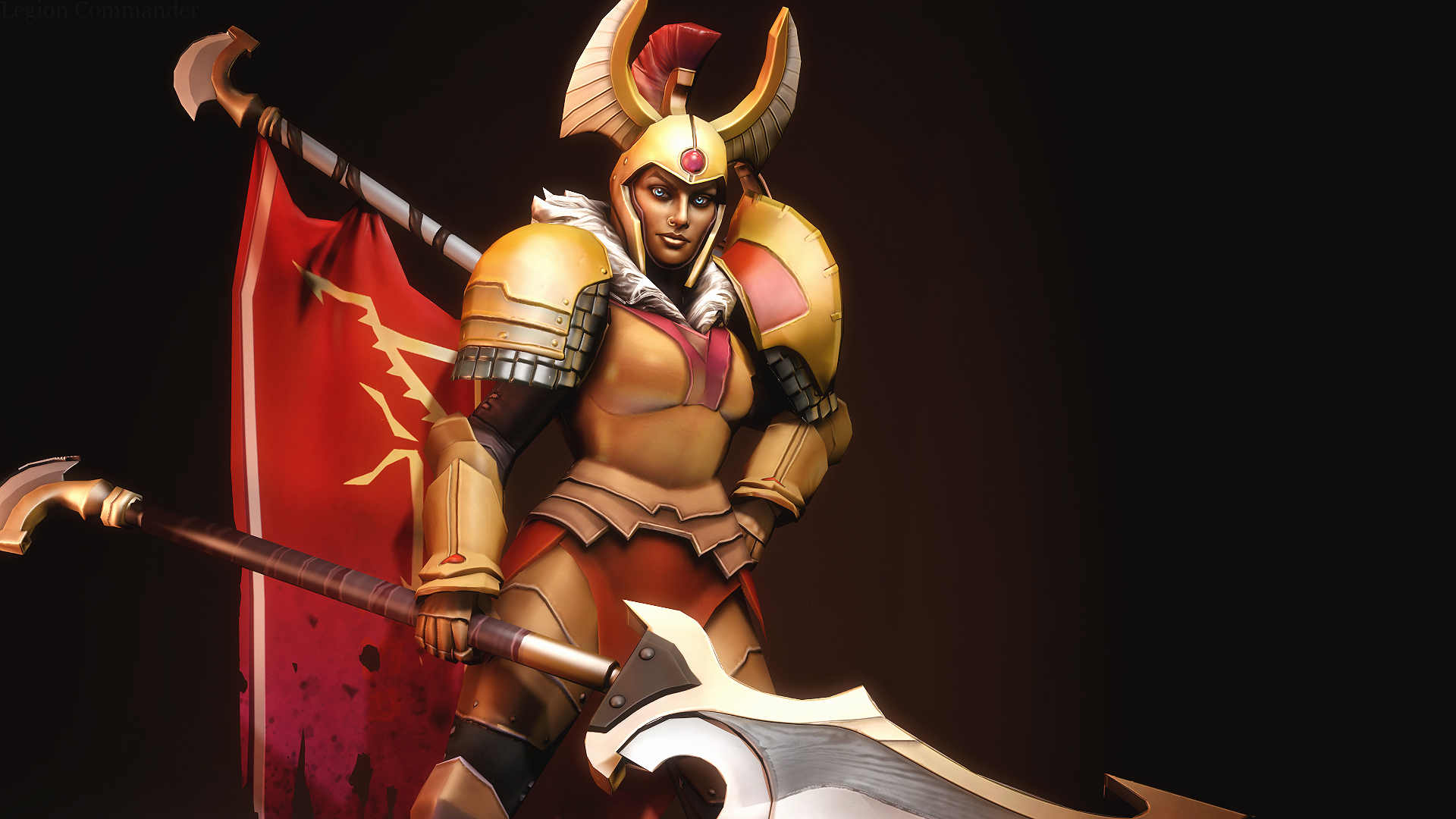 Dota 2 Legion Commander 36 Wallpaper HD