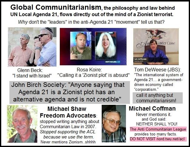 Communitarian thesis