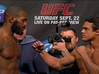 UFC 152 Vitor Belfort e Jon Jones