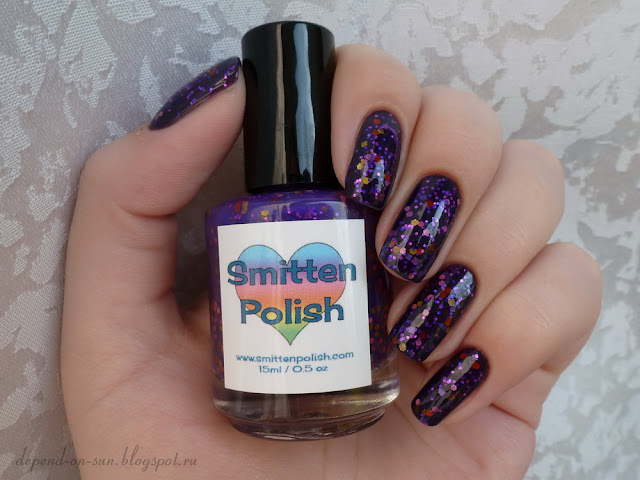 Smitten Polish Look to the Western Sky