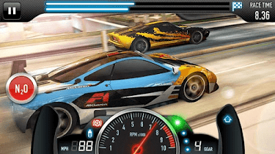 Download CSR Racing v3.1.0 Mod Apk Data for Android