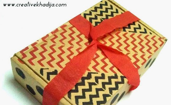 http://creativekhadija.com/2014/07/gift-box-design-stenciling-technique/
