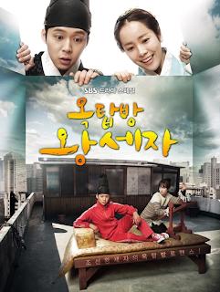 daftar drama korea teromantis sepanjang masa 2013 , Rooftop Prince