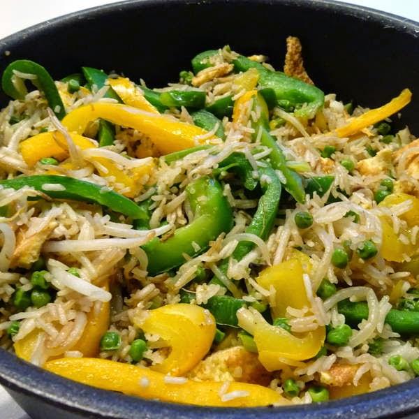 Chinese gebakken rijst