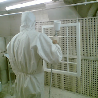 Commercial Spraying | www.arsltd.co.uk