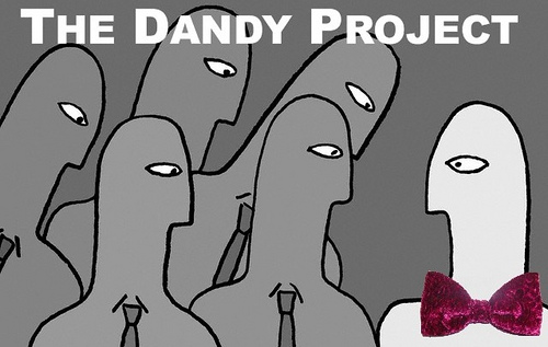 The Dandy Project - A men's fashion and style blog for the modern dandy.