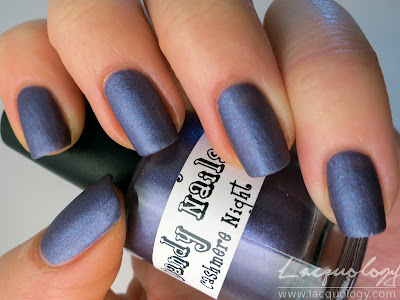 dandy nails cashmere night swatch