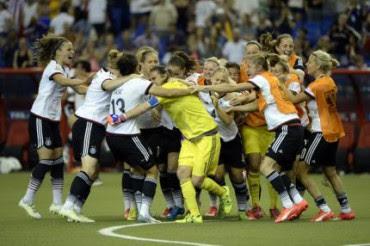 German Berhak Masuk Semifinal Setelah Singkirkan Francis