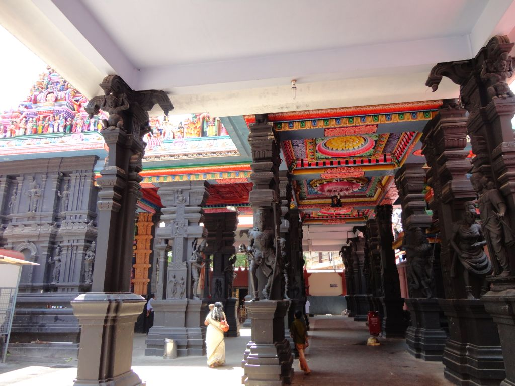 Attukal Bhagavathy Temple and Pongala