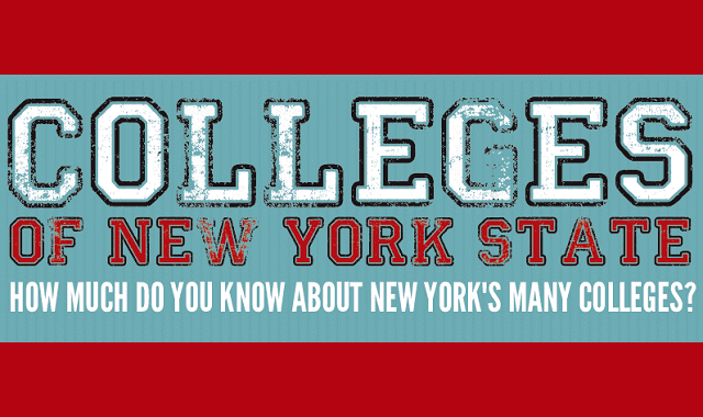 The Colleges of New York State