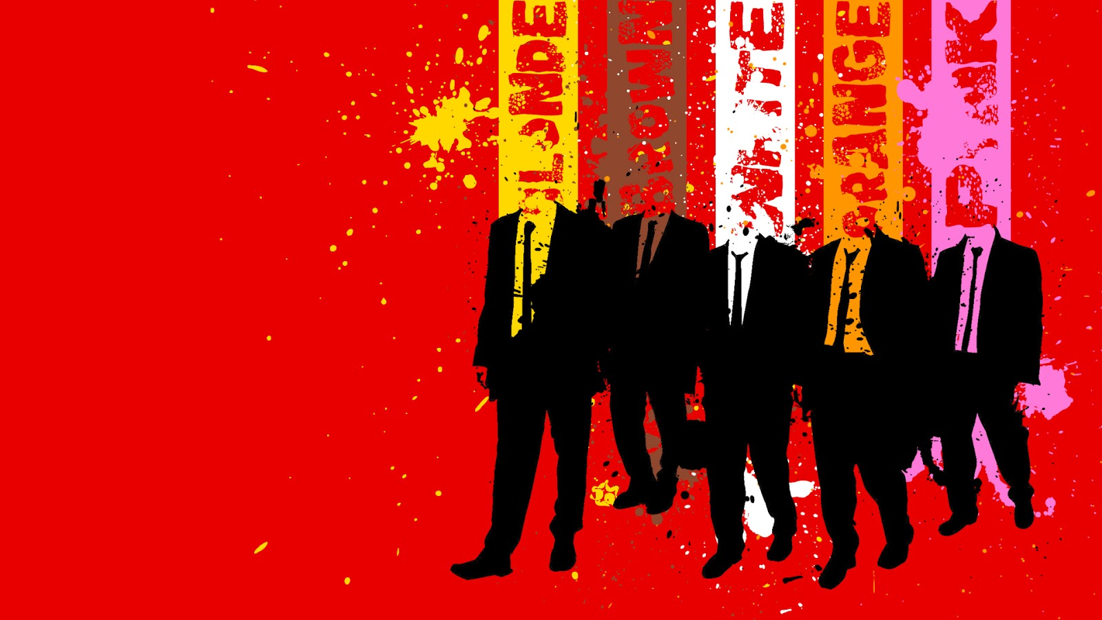 a review of reservoir dogs a film by quentin tarantino It is common for the antagonist character in quentin tarantino kill off-screen or order others to kill mr blonde from reservoir dogs quentin jerome tarantino.