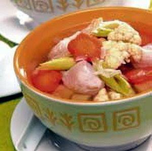 Sup Ikan Banjar