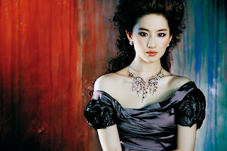 Hot Actress Liu Yi Fei