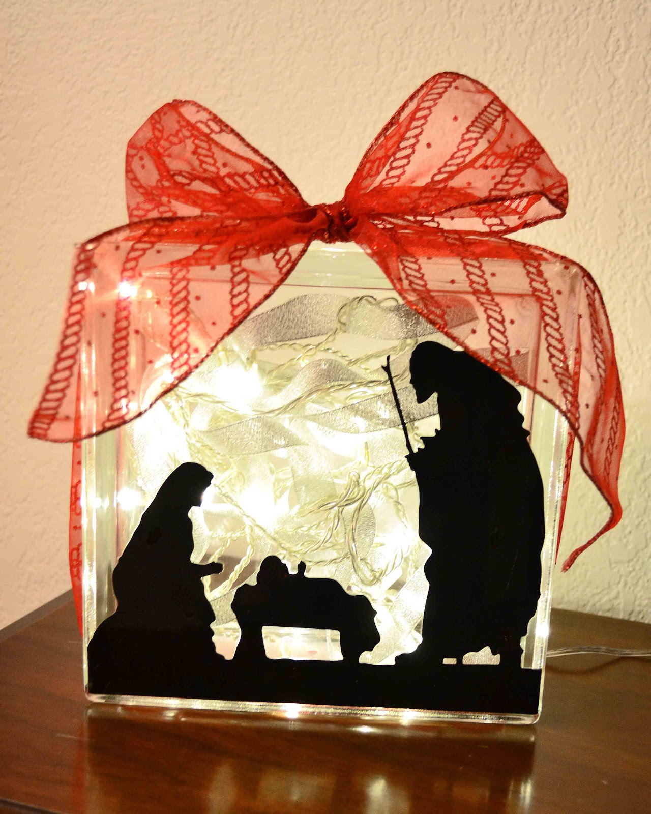 You pinspire me 16 diy nativity scenes for Nativity crafts to make