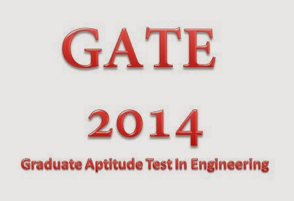 GATE 2014 Results/GATE Score Card Download