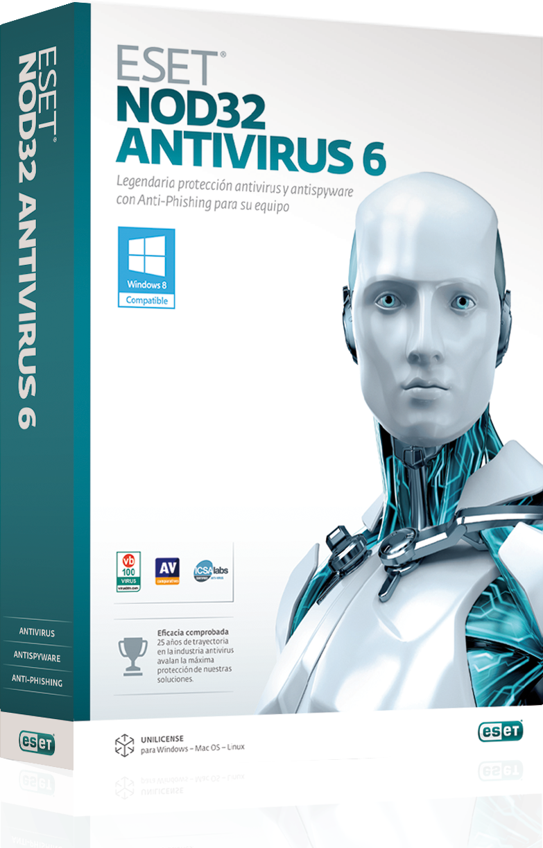 ESET Africa : Download :: For Home :: Detail :: ESET NOD32 Antivirus 9