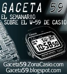 Gaceta 59