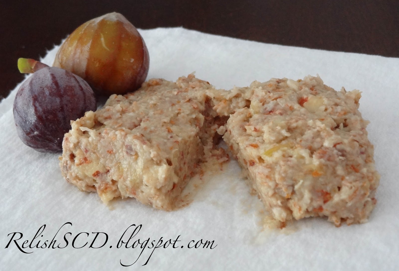 Salted Paleo: Recipe Review: Vanilla Fig Bars