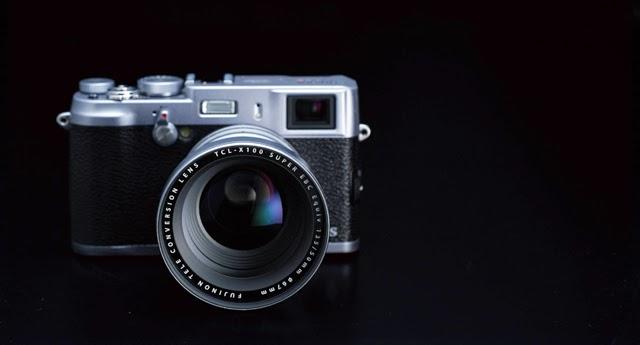 Fotografia del Fujifilm TCL-X100