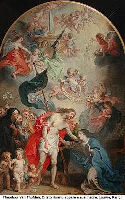 Résurection - Vierge Marie - Année de la foi - DPTN