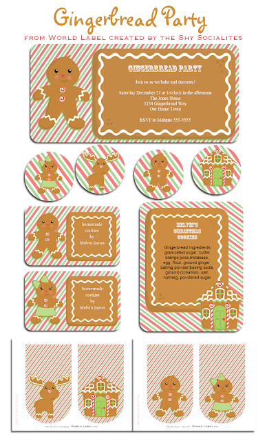 http://blog.worldlabel.com/2013/gingerbread-party-kit-and-labels.html