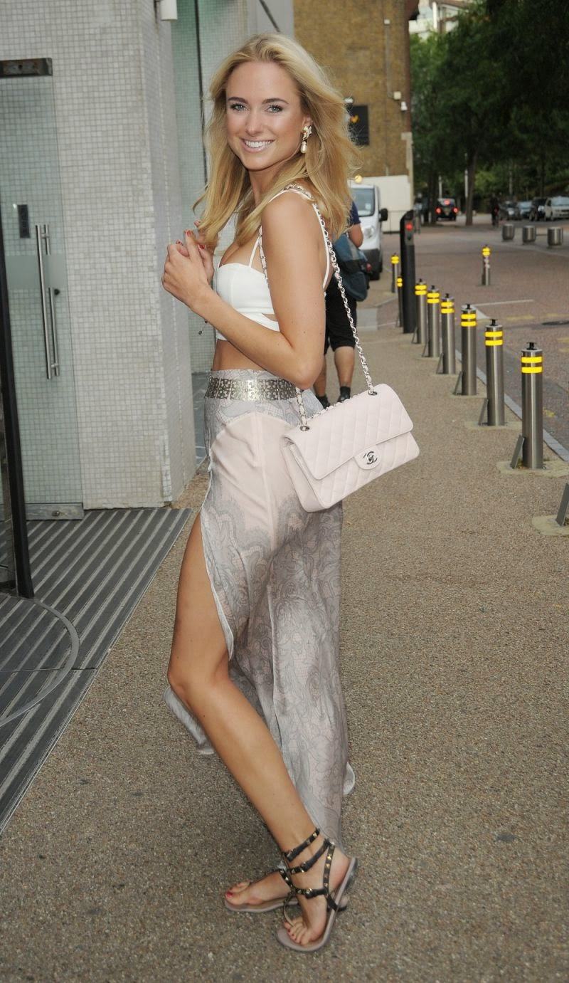 Gorgeous+Pictures+of+Kimberley+Garner+at+ITV+Studios+(7) Gorgeous Pictures of Kimberley Garner at ITV Studios