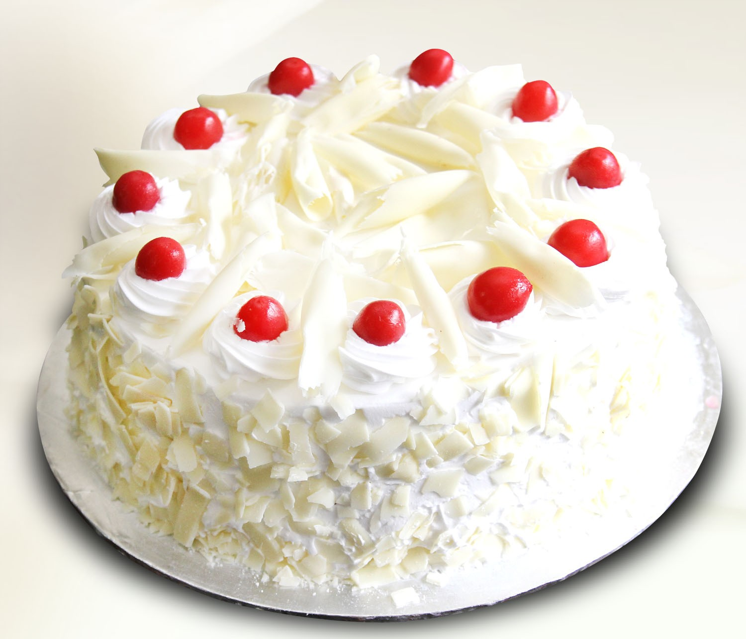 Cake Delivery At Home We Offer White Forest Cakes Affordable