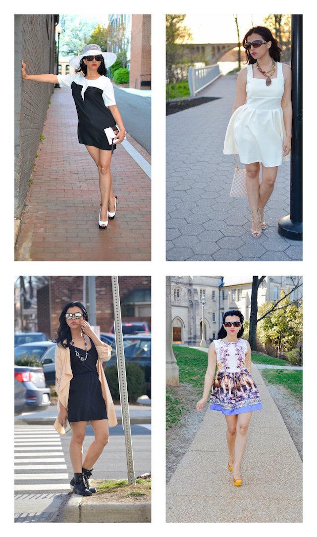 Resumen: Outfits April 2015