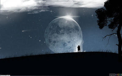 Silentium Amoris, Oscar Wilde, lovers moon