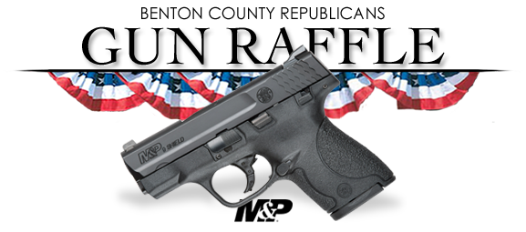 Benton GOP Gun Raffle