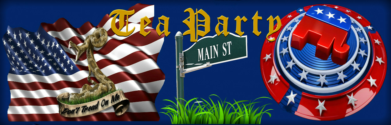 <center>Tea Party Main Street | Political Science Articles</center>