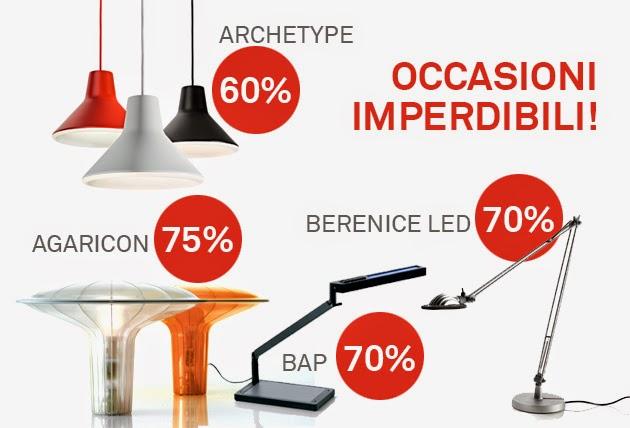 Giugno 2014 svendita luceplan lighting ideas for Luceplan catalogo