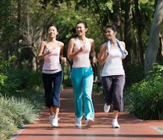 jogging Inilah Saat Saat Dimana Cewek Terlihat Cantik Dan Menggairahkan