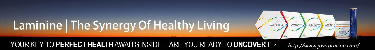 Laminine | The Synergy Of Healthy Living