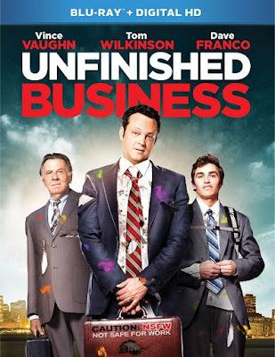 Unfinished Business 2015 BRRip 480p 300mb ESub