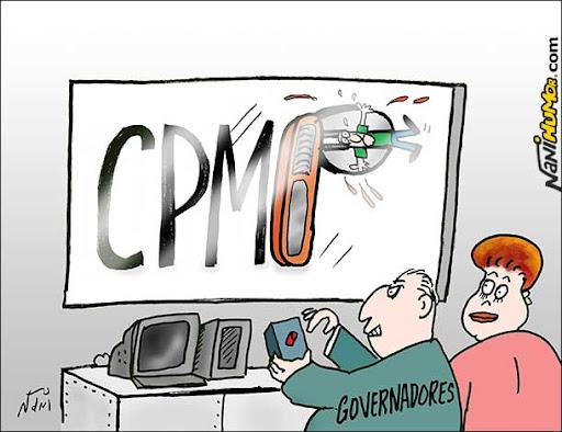 Jogos Mortais 2011. CPMF, governadores e dilma