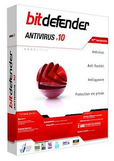 BitDefender Free Edition v10 - Andraji
