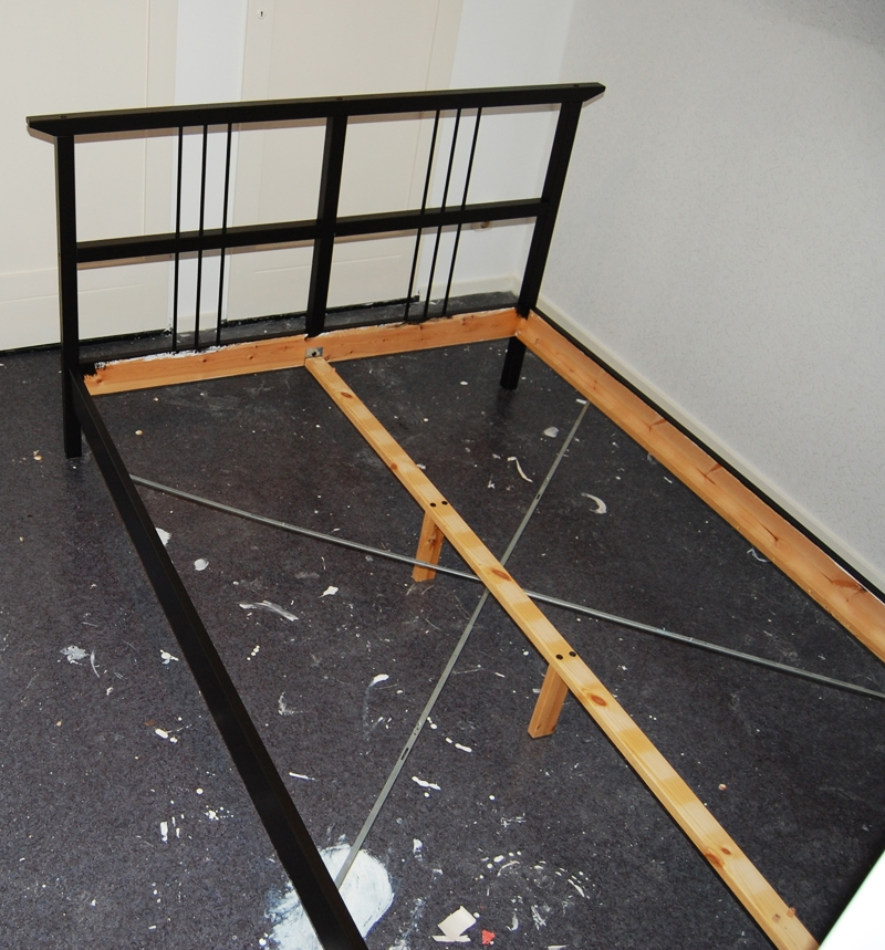 As seen in holland painting ikea dalselv fjellsta look alike bed frame - Discontinued ikea beds ...