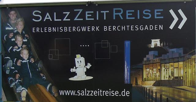 奧地利, Salzbergwerk, 鹽礦,
