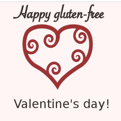glutenvrije valentijnsdag