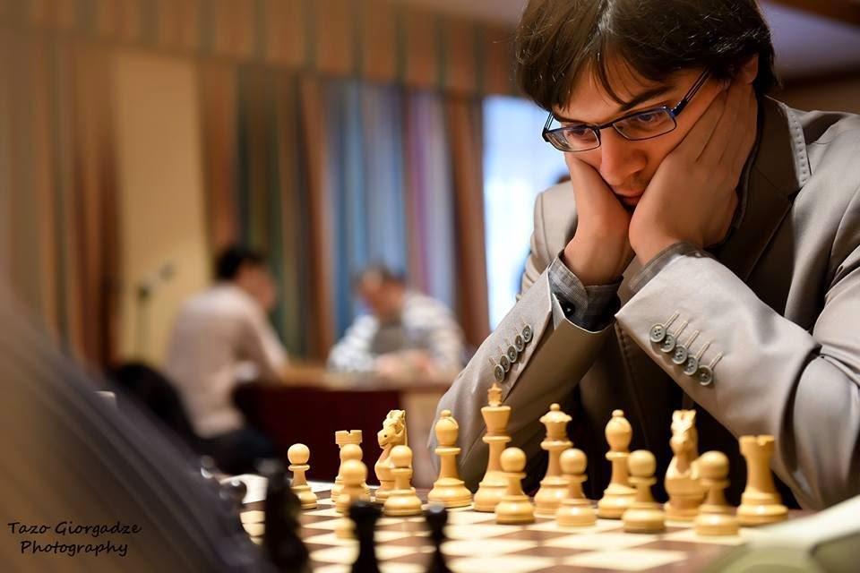 Le joueur d'échecs français Maxime Vachier-Lagrave (2775) - Photo © Tazo Giorgadze