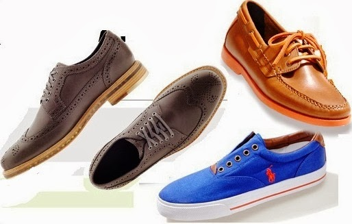 Shoes For Men - a special kind of shopping in 2013