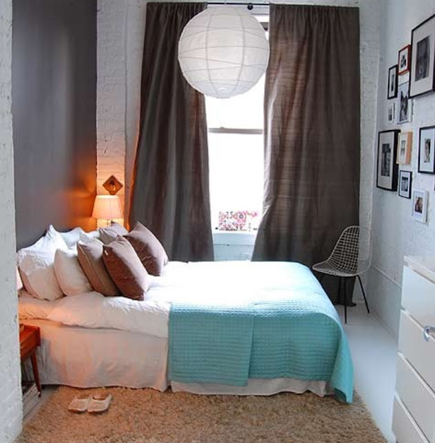Decor For Small Bedrooms