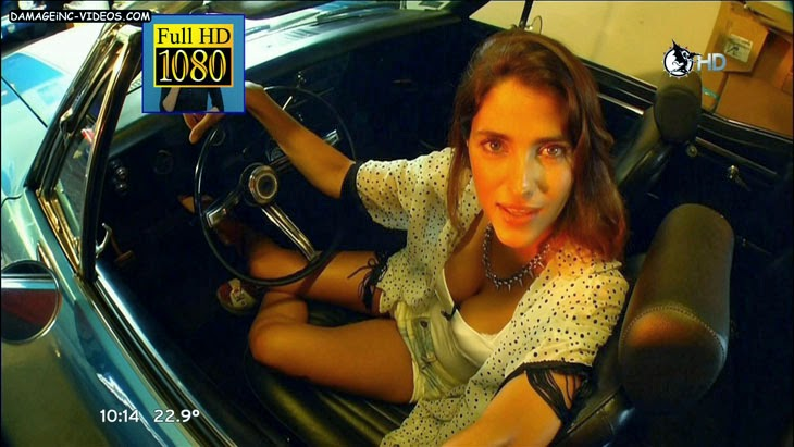 Argentina tv hostess deep cleavage full hd video