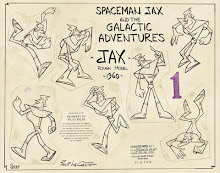 SPACEMAN JAX MODEL SHEET